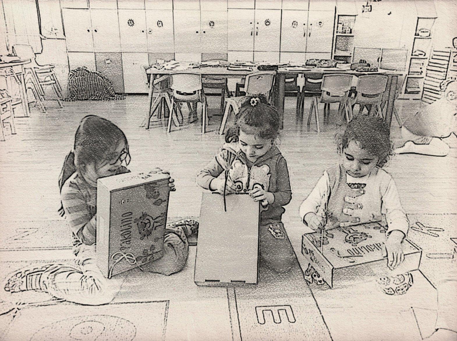 Çocuklara Yönelik Eğitim Faaliyetleri